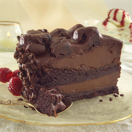 Choc'late Lovin' Spoon Cake (1 Count)