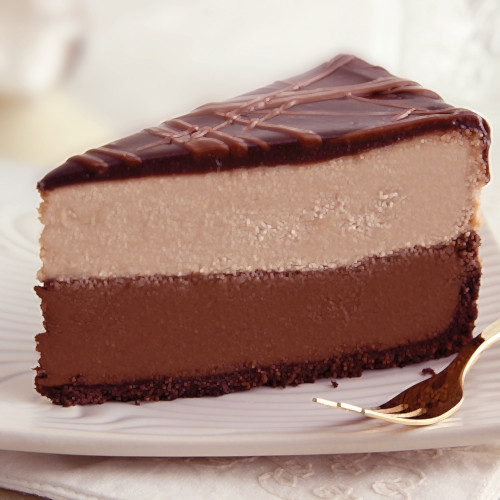 Triple Chocolate Cheesecake (1 Count)