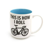 This is How I Roll Bike Mug