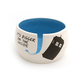 Doctor Who - It's Bigger On The Inside Yarn Bowl