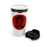 Frida Kahlo Travel Mug