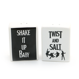 Twist and Salt - Salt and Pepper Set