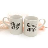 Thug Life Mug Set