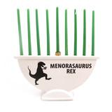 Menorasaurus Rex Menorah