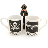 Pirate Mug Set - You Are My Treasure