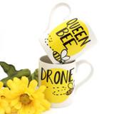 Queen Bee Drone Mug Set
