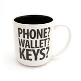 Phone Wallet Mug