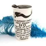 G-Rated Mermaid Travel Mug