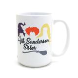 4th Sanderson Sister Funny Halloween Hocus Pocus Mug