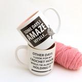Amazing Crochet Mug
