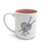 It's Not Hoarding if it's Yarn Mug, Knitting Mug, Crochet Mug