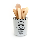 Star Wars Storm Trooper Utensil Holder