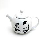 Mr. Tea Small Round Teapot