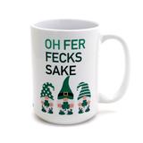 Oh Fer Fecks Sake Irish Mug