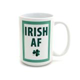 Irish AF Mug