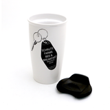 Schrute FarmsTravel Mug, Funny The Office Travel mug