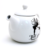 Drink Happy Thoughts Personal Teapot