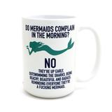 Mature Mermaid - 15 oz Mug