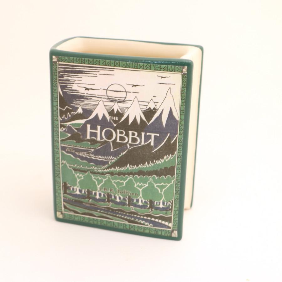 The Hobbit Book Shaped Pencil Holder, Vase
