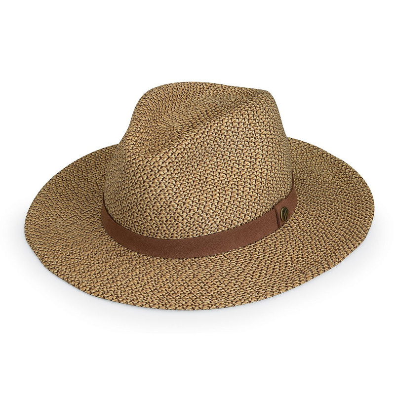 116c666960196 Mens Wallaroo Outback UPF50+ Hat brown ...