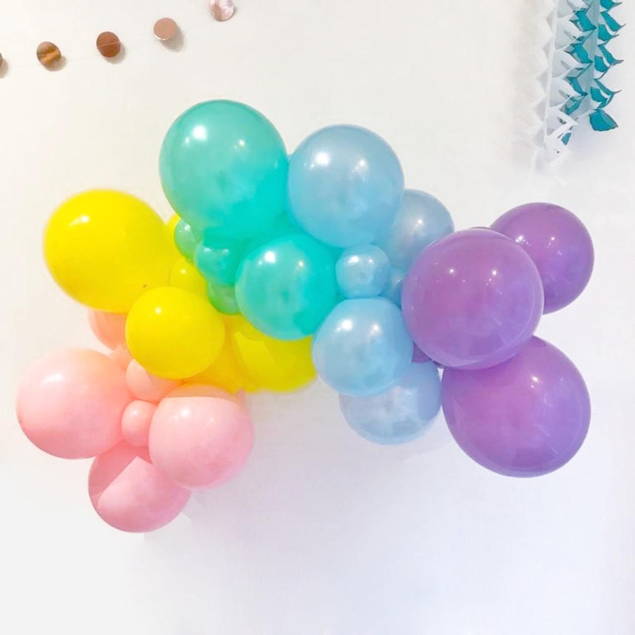 Pastel Balloon Garland Kit