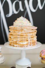 Pancake and Pyjama Birthday Party