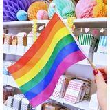 Celebrate Pride in Rainbow Style