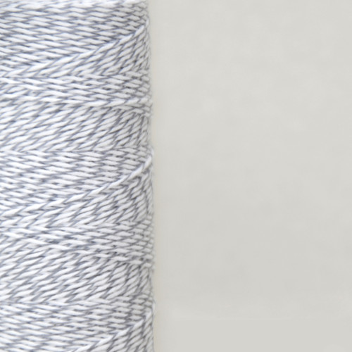 Oyster Grey Bakers Twine made of cotton for Gift Wrap, Favours and Craft Projects