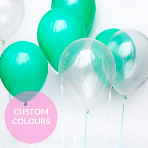 Mixed Party Balloons