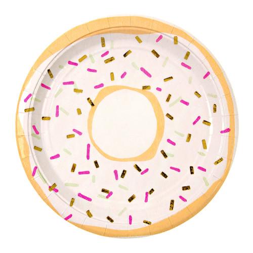 Doughnut Plates