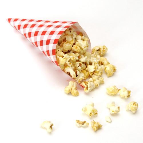 Paper Popcorn Cones