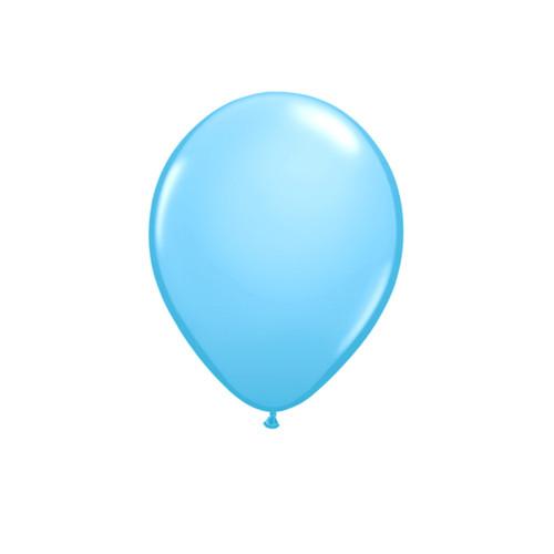 Pale Blue Mini Balloons