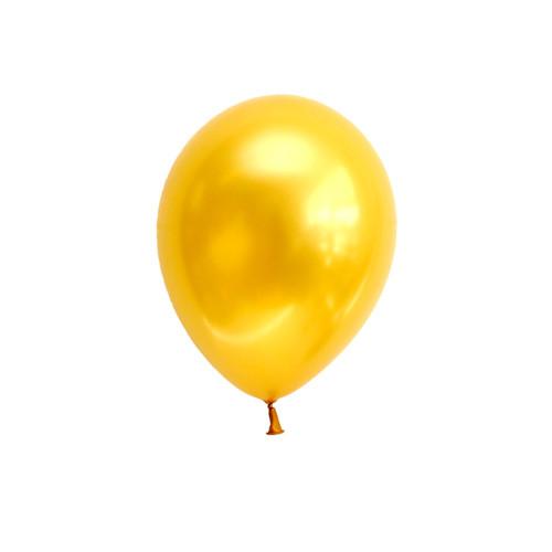 Gold Mini Balloons