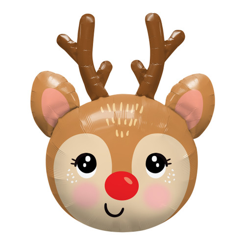 Rudolph the Red Nosed Reindeer Balloon