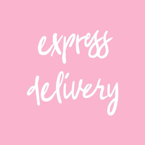 Saturday Delivery