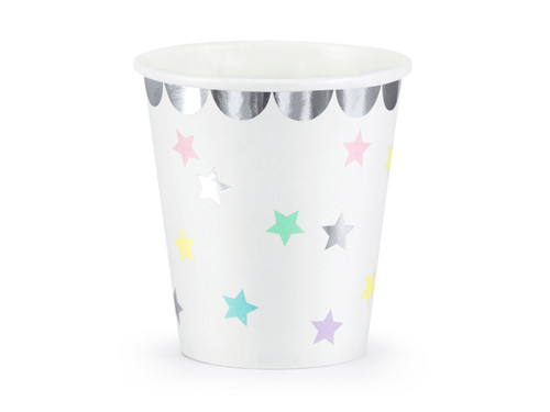 Pastel Star Party Cups