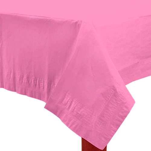 Pink Party Table Cover
