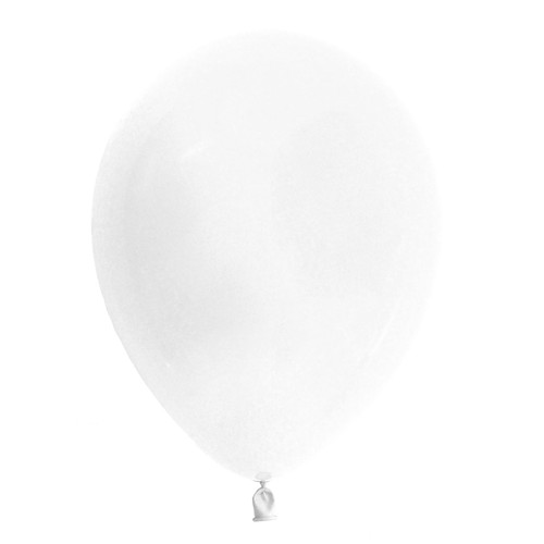 White Party Balloons for Birthdays, Weddings, Baby Showers and Hen Parties