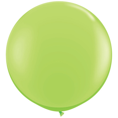 Giant green balloon party decoration for birthdays, weddings, photo booth backdrops, anniversaries, baby showers, hen parties.