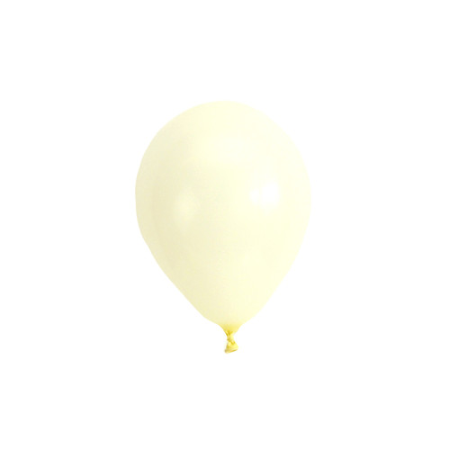 Ivory mini balloons for childrens birthday parties, balloon arches, dessert table displays, hen dos and baby showers