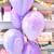 Unicorn Marble Balloons