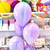 Unicorn Marble Balloons for Pastel Unicorn Themed Birthday Parties, Hen Parties and Baby Showers