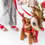 Foil Reindeer Air Fill Balloon Party Decoration for Cute Christmas Home Decor