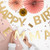 Create Your Own Custom Letter Garland for Birthdays, Hen Parties and Weddings