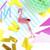 Miniature Pink Flamingo Tropical Party Decoration