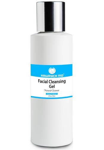 Hawrych MD Facial Cleansing Gel (4 oz / 120 ml)