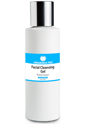 Hawrych MD Facial Cleansing Gel (4 oz / 120 ml)