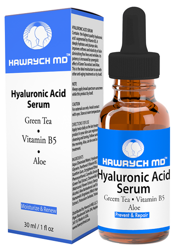hyaluronic acid serum hawrych md