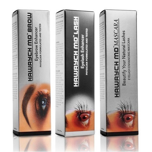 1aa0ba01904 HAWRYCH MD Eyelash Brow Enhancers with Mascara Set - HAWRYCH MD ...