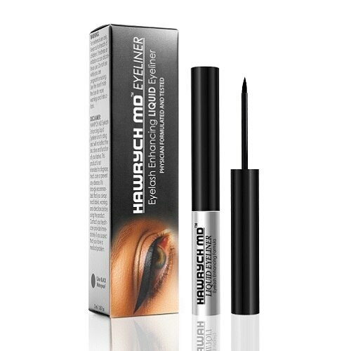 hawrych md eyelash enhancing liquid eyeliner